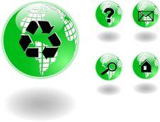 Free Green World Stock Photos - 9426453