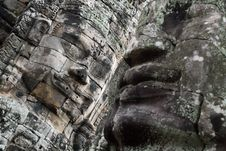 Free Faces Of Angkor Stock Photos - 9426683