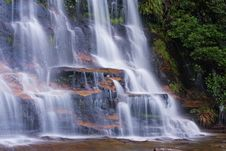 Free Waterfall Royalty Free Stock Image - 9428476