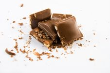 Free Chocolate Royalty Free Stock Photography - 9428627