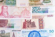 Free Money Background Royalty Free Stock Image - 9429076