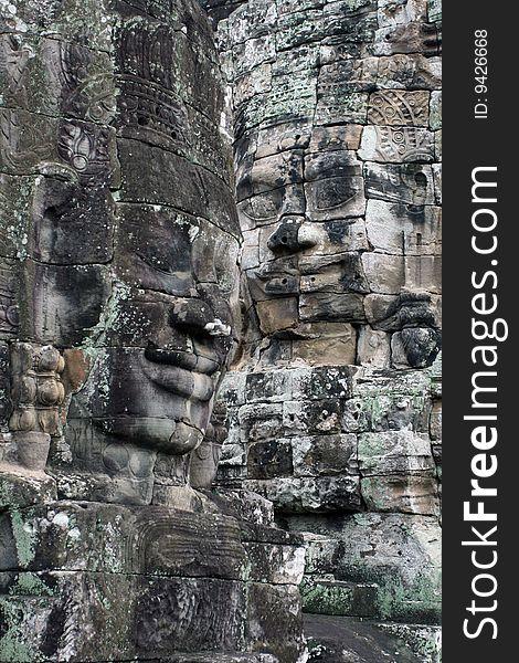 Faces of Angkor