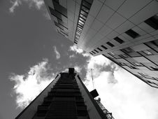 Free Low Angle View Of City Buildings Stock Photo - 94244170