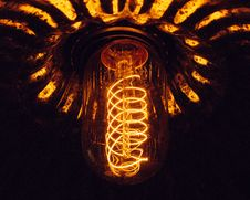 Free Chandelier Light Illuminated Stock Image - 94244471