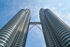 Free High Rise Towers, Kuala Lumpur, Malaysia Royalty Free Stock Photography - 94244547