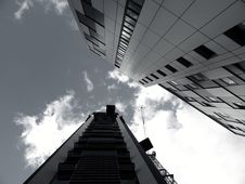 Free Towering Buildings Royalty Free Stock Photography - 94244587