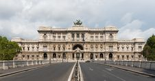 Free Courthouse Rome Royalty Free Stock Photos - 94244898