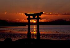 Free Sunset, Sunrise, Afterglow, Sky Stock Image - 94244961