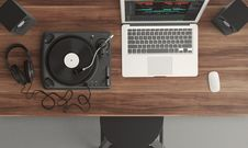 Free Product Design, Electronics, Computer Hardware, Electronic Instrument Stock Image - 94247641