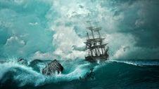 Free Sea, Wave, Wind Wave, Ocean Royalty Free Stock Photo - 94250775
