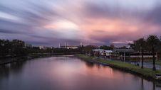 Free Reflection, Waterway, Sky, Water Stock Image - 94257841