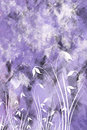 Free Purple Flowers Royalty Free Stock Photography - 9432227
