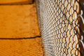 Free Chain Link Fence Stock Image - 9439271