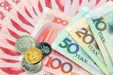 Free Chinese Money Royalty Free Stock Photos - 9430188