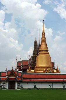 Free Wat Prakaew Stock Photos - 9432103