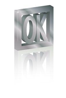 Free Ok Symbol Royalty Free Stock Image - 9432736