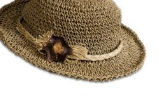 Free Straw Hat Royalty Free Stock Image - 9433116