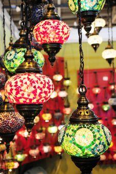 Free Lamps Stock Photo - 9433340