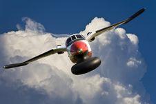 Free Reconnaissance Plane Stock Photography - 9433342