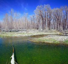 Still Pond Stock Images