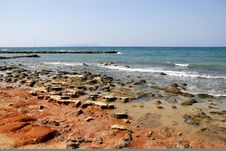Free Seascape In Crete Royalty Free Stock Photography - 9436207