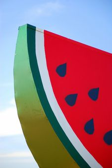 Free Watermelon Royalty Free Stock Images - 9438439