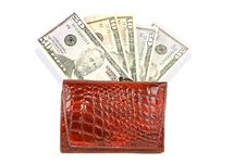 Free Red Purse Royalty Free Stock Images - 9438799