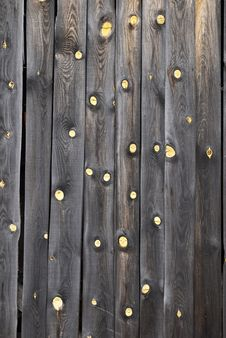 Wall Boards Royalty Free Stock Image