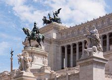 Free Vittoriano Rome Royalty Free Stock Photo - 94313845