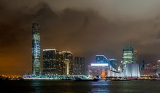 Free Hong Kong Victoria Harbour Stock Image - 94313941