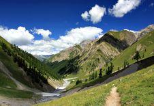 Free Val Trupchun Swiss National Park Royalty Free Stock Photo - 94314055