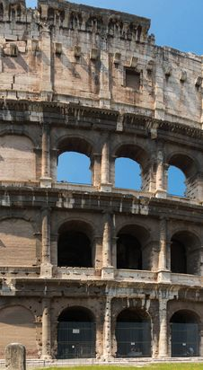 Free Colosseo Rome Stock Photography - 94314112