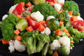 Free Vegetables Royalty Free Stock Photography - 9443177