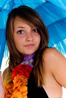 Free Teenager Girl In Bikini Stock Photography - 9440242
