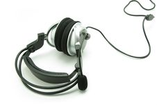 Free Headphones Royalty Free Stock Photography - 9440757