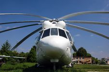 Free Chopper. Stock Photo - 9441360