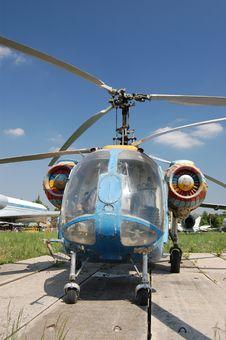 Free Chopper. Stock Photos - 9441463