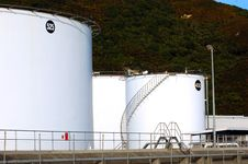 Free Chemical Storage Tanks Stock Images - 9441574