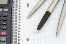 Free Spiral Notebook Stock Image - 9441601