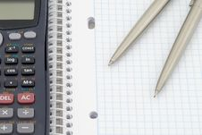 Free Spiral Notebook Stock Images - 9441714