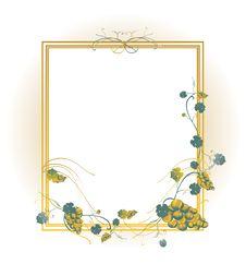 Free Floral Frame Stock Photo - 9442570