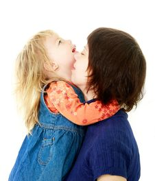 Free Mother And Daughter Portrait Royalty Free Stock Images - 9442849