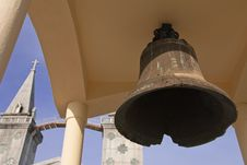 Free Chipped Bell Royalty Free Stock Images - 9443709
