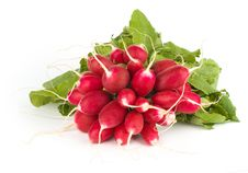 Free Fresh Radish Bunch Royalty Free Stock Photography - 9444287