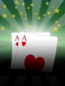 Free Texas Hold Em Stock Photo - 9446080