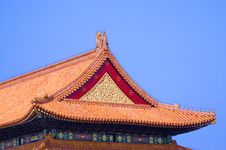 Free Forbidden City Stock Photography - 9446212