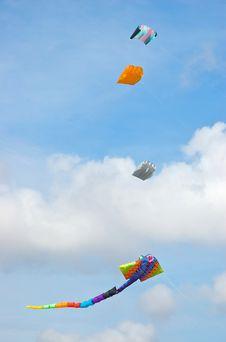 Free Kite Royalty Free Stock Image - 9446396