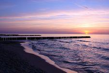 Free Colorful Sunset Stock Photo - 9448030