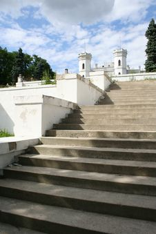 Free Castle Stairs Stock Photos - 9448063