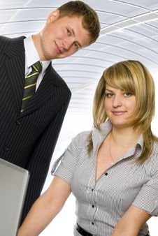 Business Peoples Stock Images